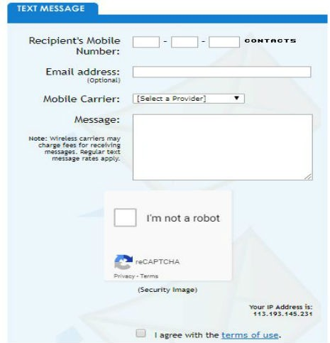 Textem - Send Bulk Free SMS