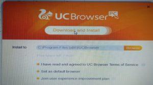Free Download UC Browser Offline Installer For Windows