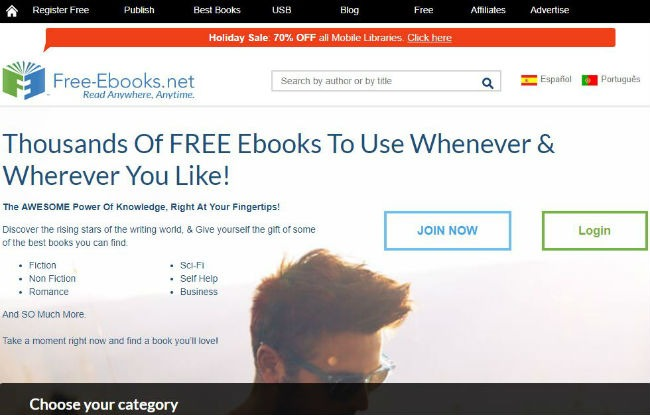 Top Sites to Download Free eBooks