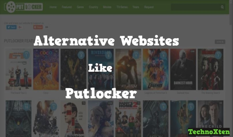 15 Putlocker Alternatives: Best Movie Sites Like Putlockers 2019