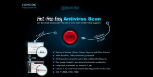 Comodo Free Online Scanner