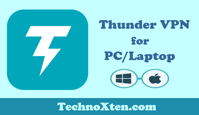 Download Thunder VPN For PC Windows and Mac