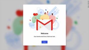 Conta gratuita do Gmail