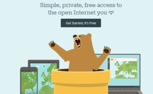 TunnelBear - A Secure VPN Service for your PC