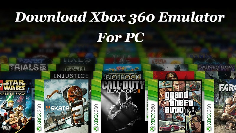 Download Xbox 360 Emulator for PC Windows