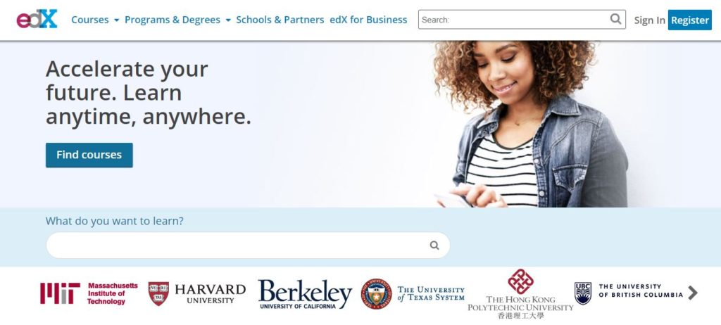 edX - Online Learning Site