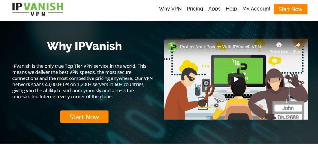 ipvanish for torrenting safely