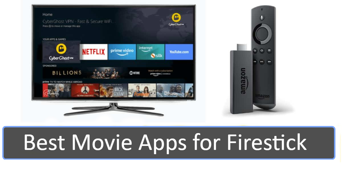 Best free movies apps for firestick