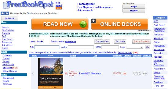 Free Book Spot