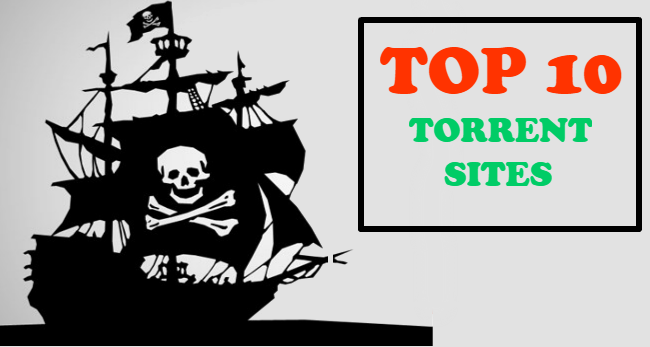 Top 10 Best Torrent Sites