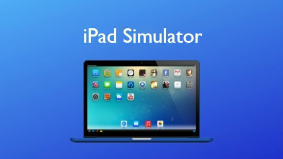 iPad Simulator