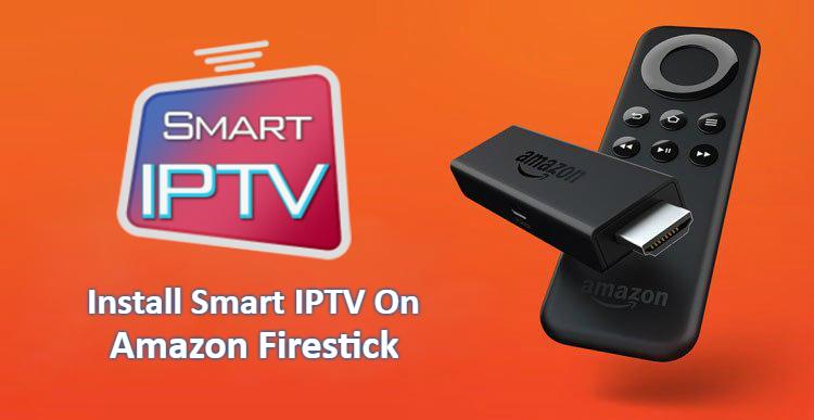 install Smart IPTV on Firestick