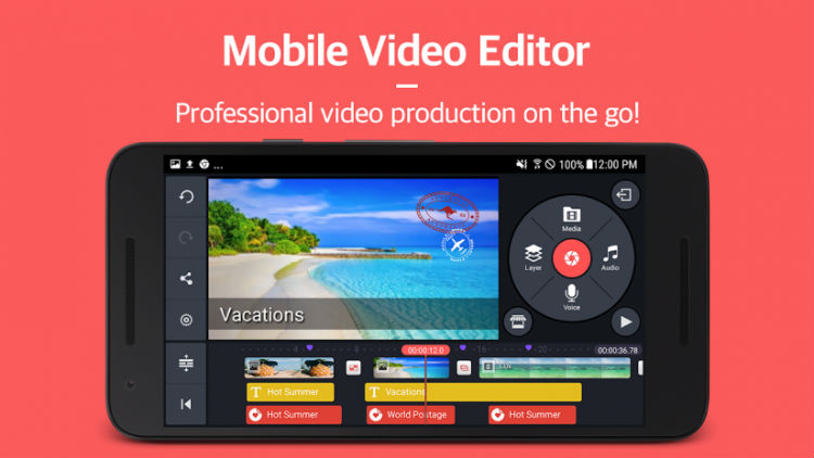 KineMaster Pro Video Editor APK