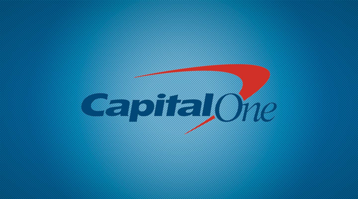 Capital One Credit Card - No Annual Fee