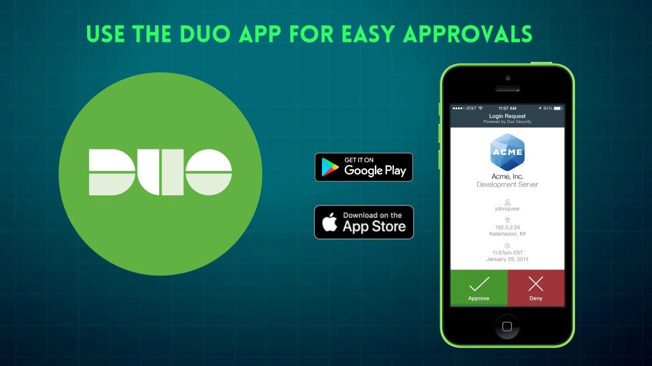How to Download and Use the Duo Mobile App