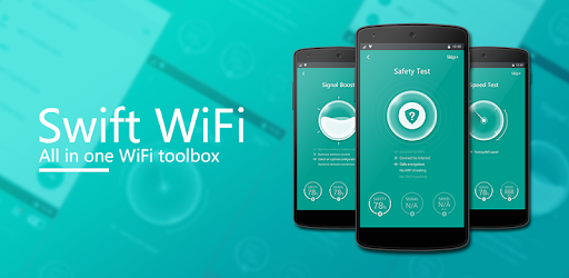 Swift WiFi - Find Fast and Reliable WiFi Networks Everywhere with this App